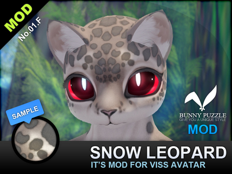 [MOD] NO.01.F ::Snow leopard:: Brown