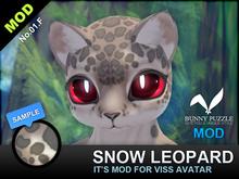 [MOD] NO.01.F ::Snow leopard:: Brown