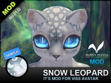 [MOD] NO.01.G ::Snow leopard:: Blue