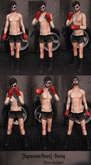 [Expressive Poses] - Boxing