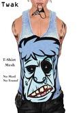 *Twak* Mesh Shirt Zombie Des