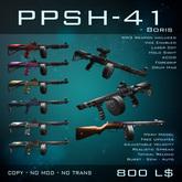 [BW] PPSh-41 - v2