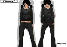*Promo* Mesh Woman Outfit Vegeance- DitoX