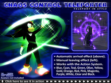 [THW] Chaos Control Teleporter