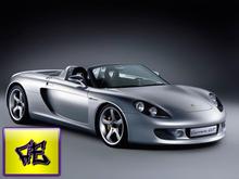 Porsche Carrera cabrio SB