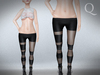 Q - geometric tights