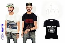 """CREDO - """"Ramones Tee"""""""