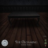 ".:SF:. ""The Gloaming"" Coffee Table"