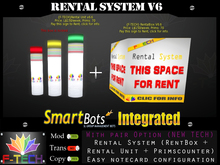 Rental System - Rental Box/Unit V6