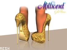 .:*Millicent*:. Gold Shine