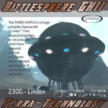 """LFT - Corvette """"THIRD HOPE II V.2.3"""" (Box)"""