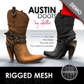. chillie . AUSTIN boots // DEMO (MESH)