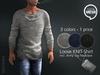 Mp loose knitshirt