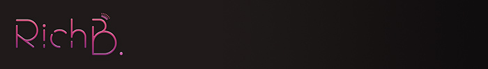 Logo richb 2019 banner