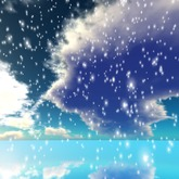 Snow rezzer, touch to rezz and kill snow clouds