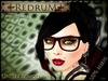 +REDRUM+ Nerd Glasses - Blood Red