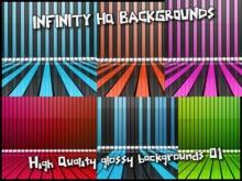 15 Glossy 01 Backgrounds FullPerm