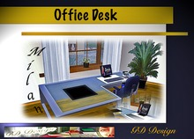 "Office Desk ""Milan"""