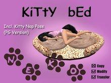 Kitty Bed - Neko (PG-Version) - Neko Bed