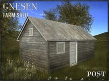POST: Gnesen Farm Sheds