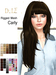 """=DeLa*= Mesh Hair """"Carly"""" Fatpack all colors"""