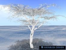 Winter Tree, Frozen berry, Copy&Modify
