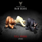 WoW Bears FULL PERM