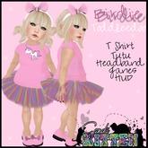 {C*K} Birdie Toddleedoo in Pink