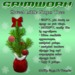 GRIMWORX Sweet Little Xmas Tree