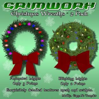 GRIMWORX Wreaths Package