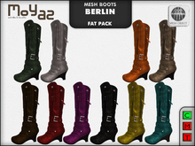 Berlin Mesh Boots - FATPACK 10 PAIR OF BOOTS