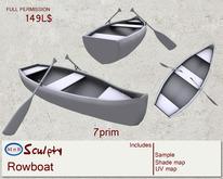 *~M`n B~* Rowboat 1 (box)