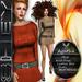 SHEY - Agatha Knit Mesh Dress
