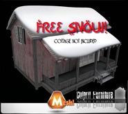 Culprit Free Roof Snow Set