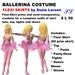 OnP Ballerina Costume