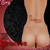 ~<Song>~ Freebie Vampire Rank Tattoo: Princess