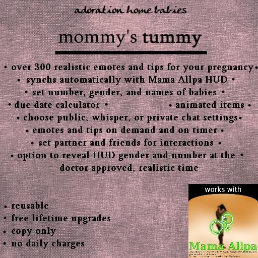 Mommy's Tummy