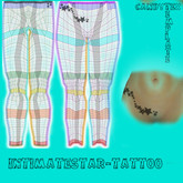 CandyTex Intimatestar-tattoo