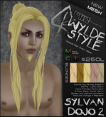 -Sylvan Dojo 2- BLONDES - A MESH Wylde Style by Khyle Sion