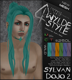 -Sylvan Dojo 2- WILDS - A MESH Wylde Style by Khyle Sion