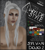 -Sylvan Dojo 2- FATPACK - A MESH Wylde Style by Khyle Sion