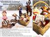 """Aphrodite """"Christmas Dream"""" Xmas basket for kids"""