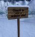 Wood sign rezzer