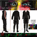 DEMO ~ Urban Male Mesh Hoodie & Pants w/Boots - FOLK
