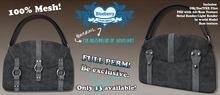 Blueberry - Semi Exclusive - Mesh Handbag - Only 15 DEMO