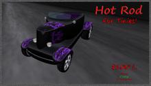 Tiny Hot Rod