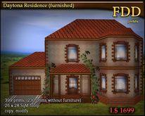 FDD Daytona Residence Box