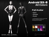 neurolab inc.  android sx 9 women all colors pack 1