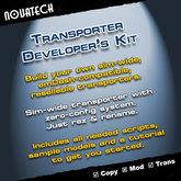 Novatech Transporter Developer's Kit