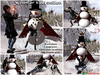 """""""Winterfun"""" Vampy Snowman with couple Poses, Animations & Props"""